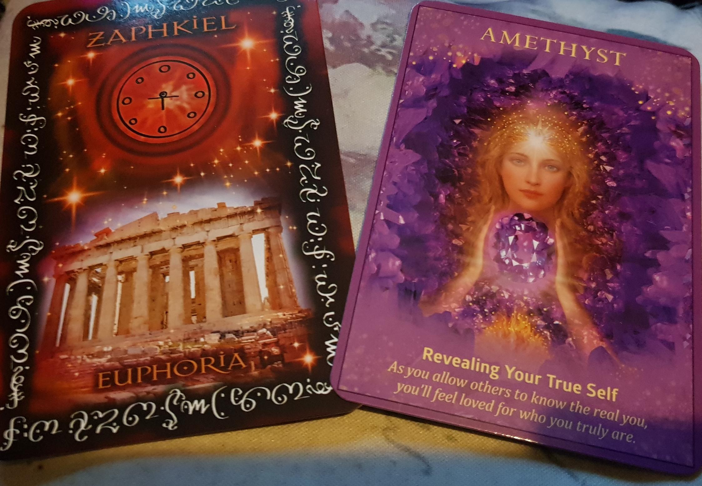 Angel Heart Sigills Oracle Cards + booklet