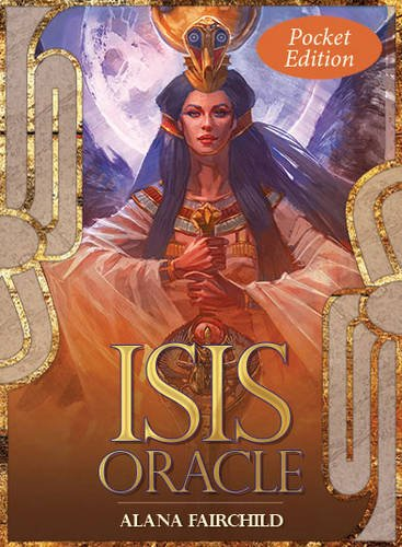 Isis Oracle Cards - pocket