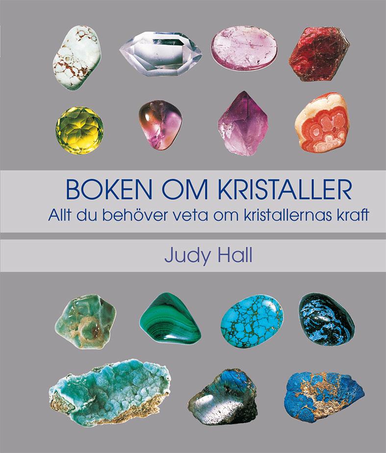 Boken om kristaller av Judy Hall