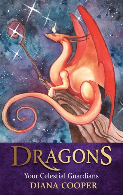 Bok: Dragons - Diana Cooper