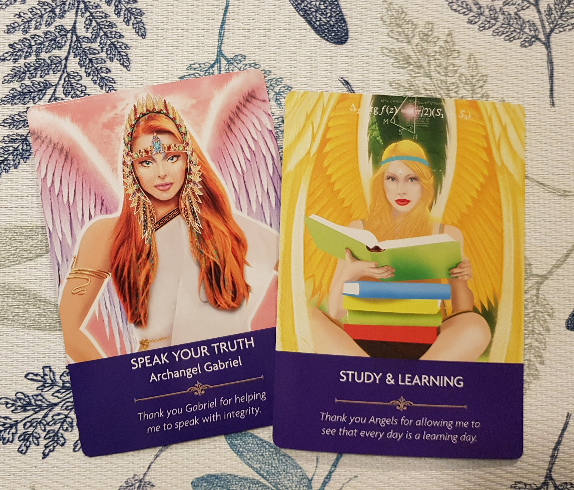 Angel Prayers - Oracle Cards