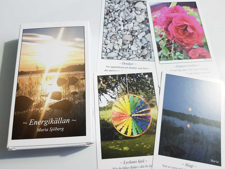 Energikällan - Energi & Inspirationskort