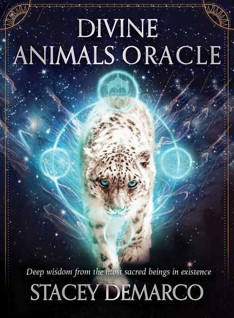 Divine Animals Oracle - kort + bok