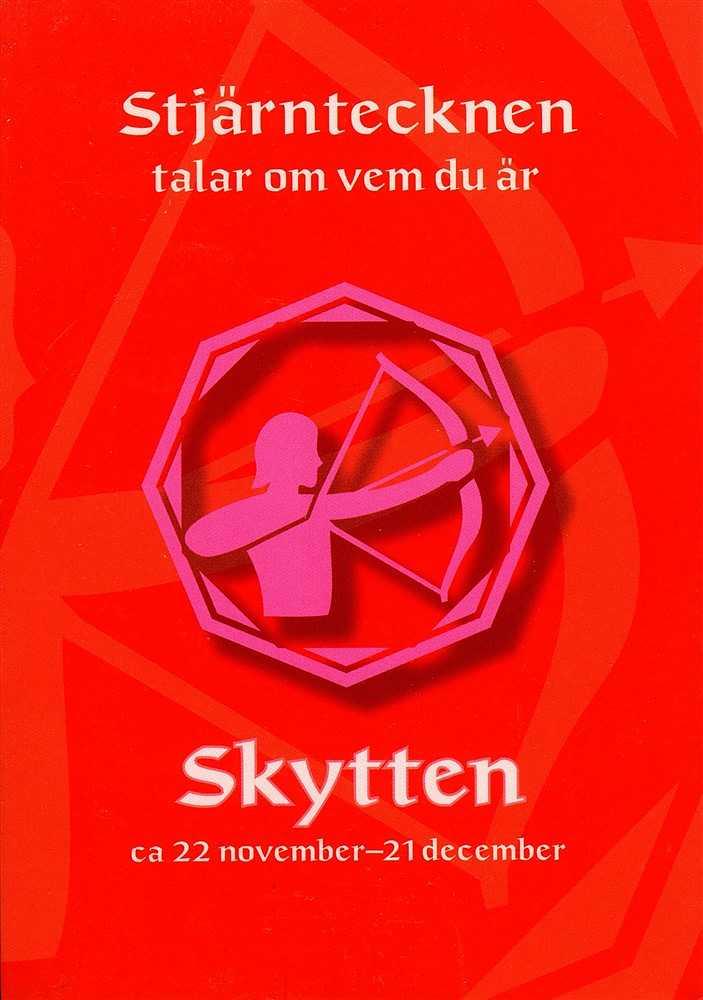 Skytten - bok om stjärntecknet