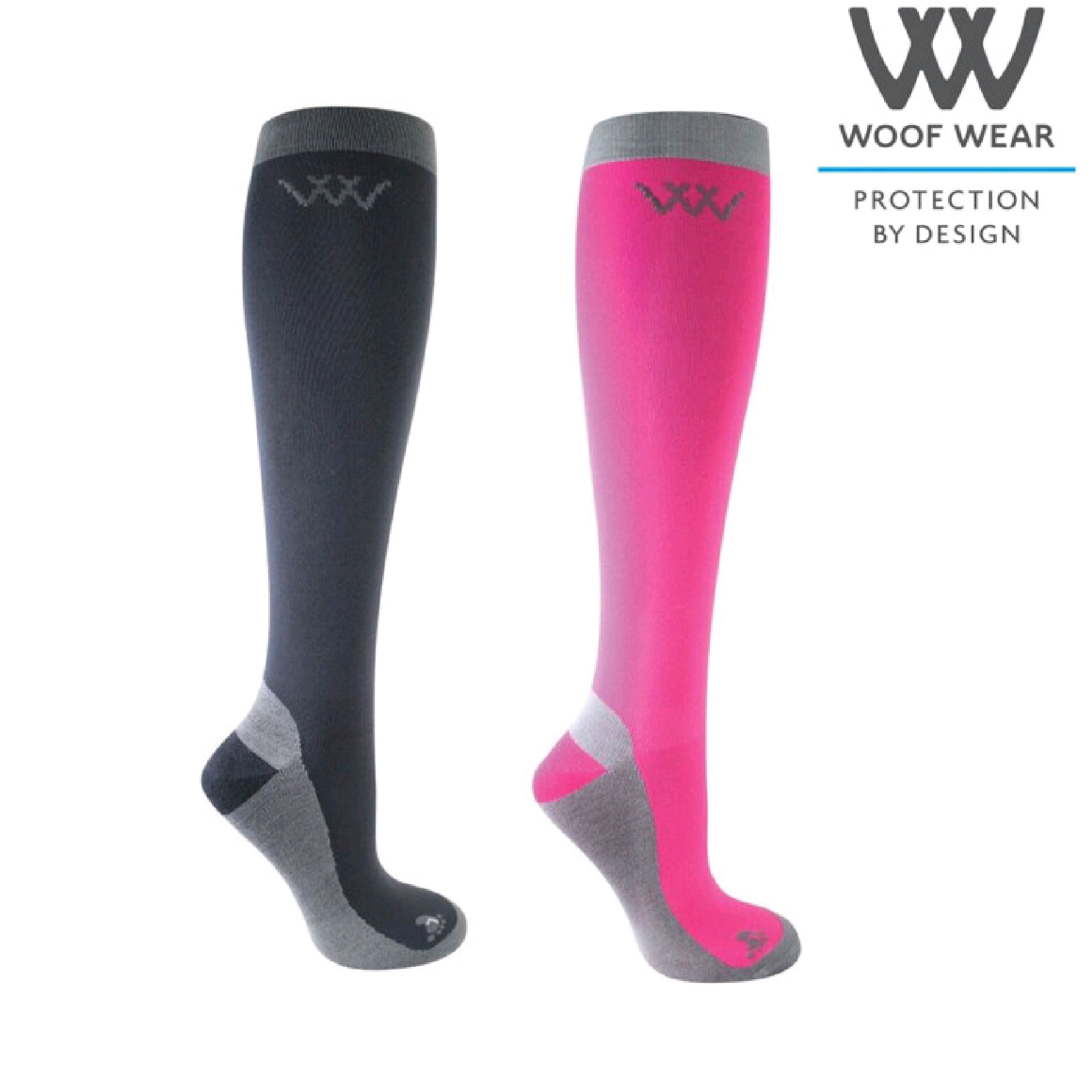 Woof Wear Competition socks