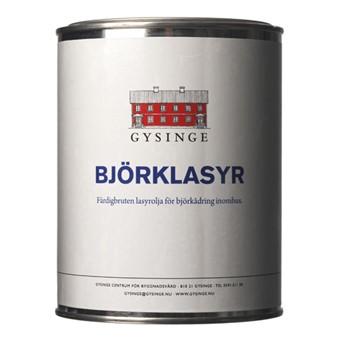 Björklasyr - Gysinge