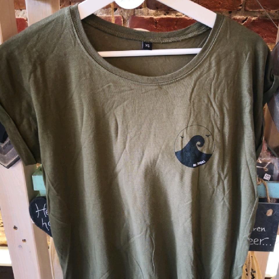 Irie Seagull - Shirt Khaki unisex