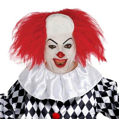 WIG/HALLOWEEN/ Evil Clown Wig