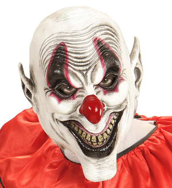ACCESSORIES/HALLOWEEN/MASKS/SCARY CLOWN MASK