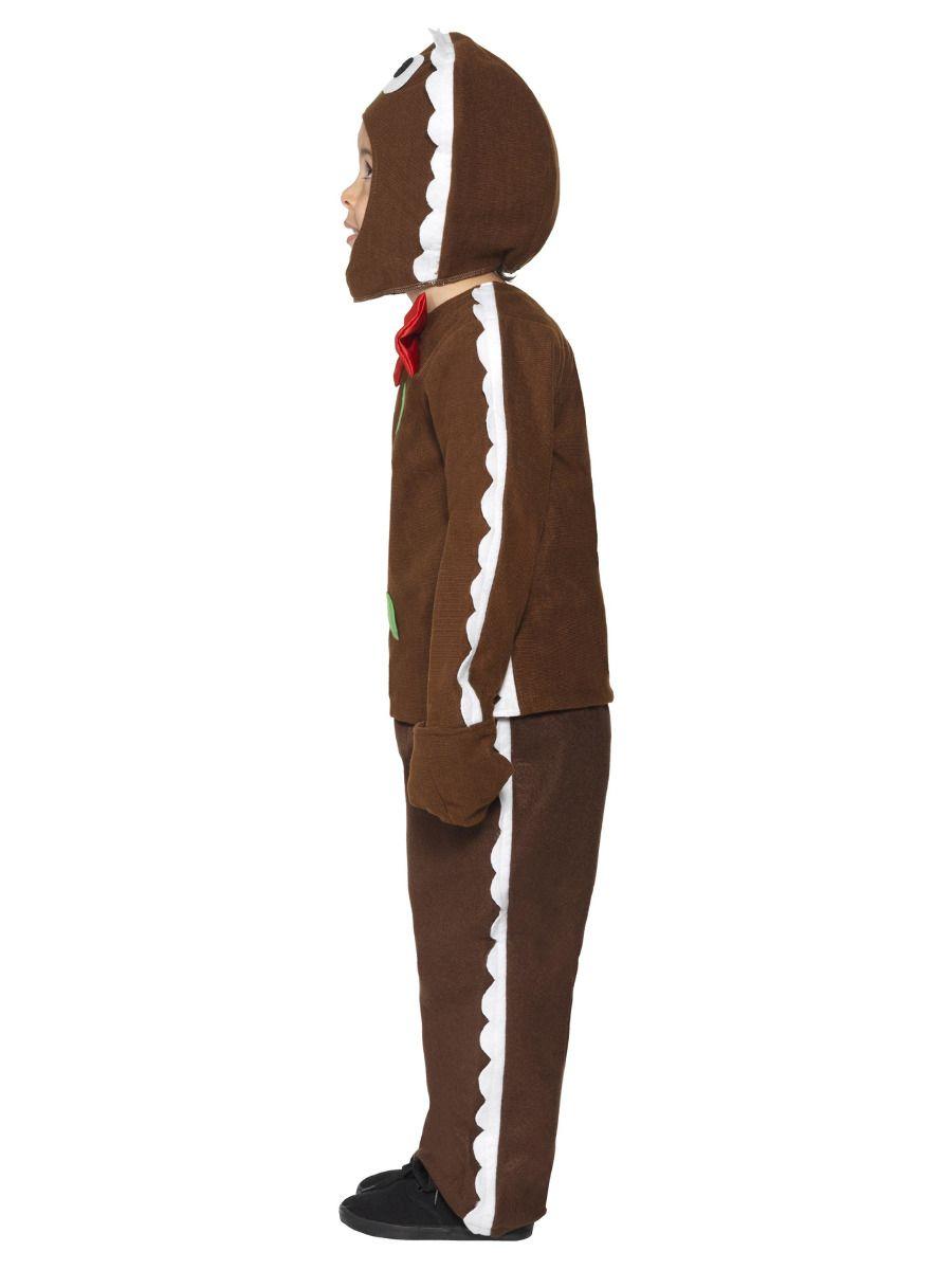 BOYS/CHRISTMAS/Little Gingerbread Man Costume, Brown