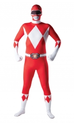 MENS/TV & FILM/POWER RANGERS (ADULT) 2ND SKIN