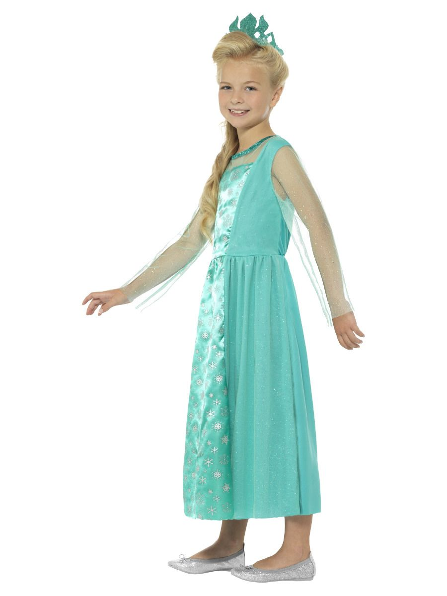 GIRLS/FAIRYTALE/ Ice Princess Costume, Blue