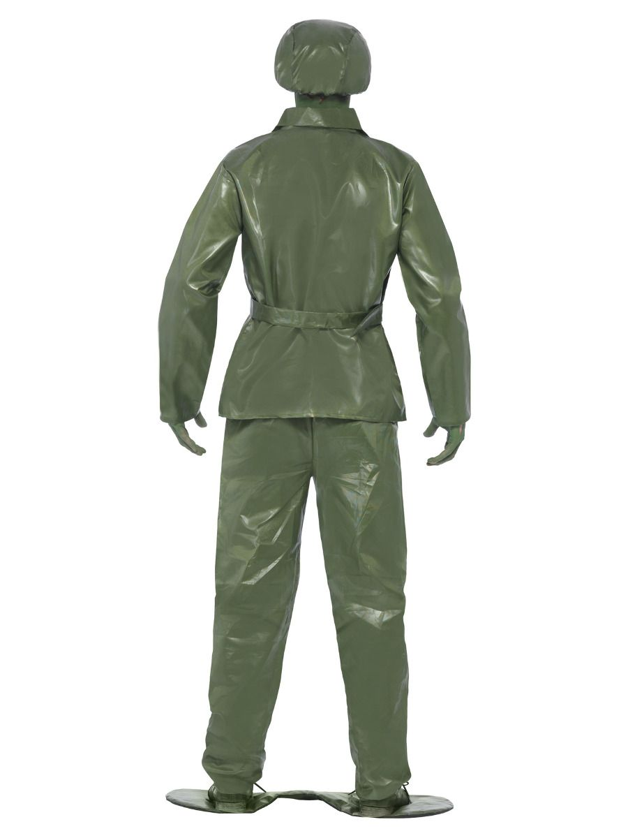 MENS/UNIFORMS/Toy Soldier Costume, Green