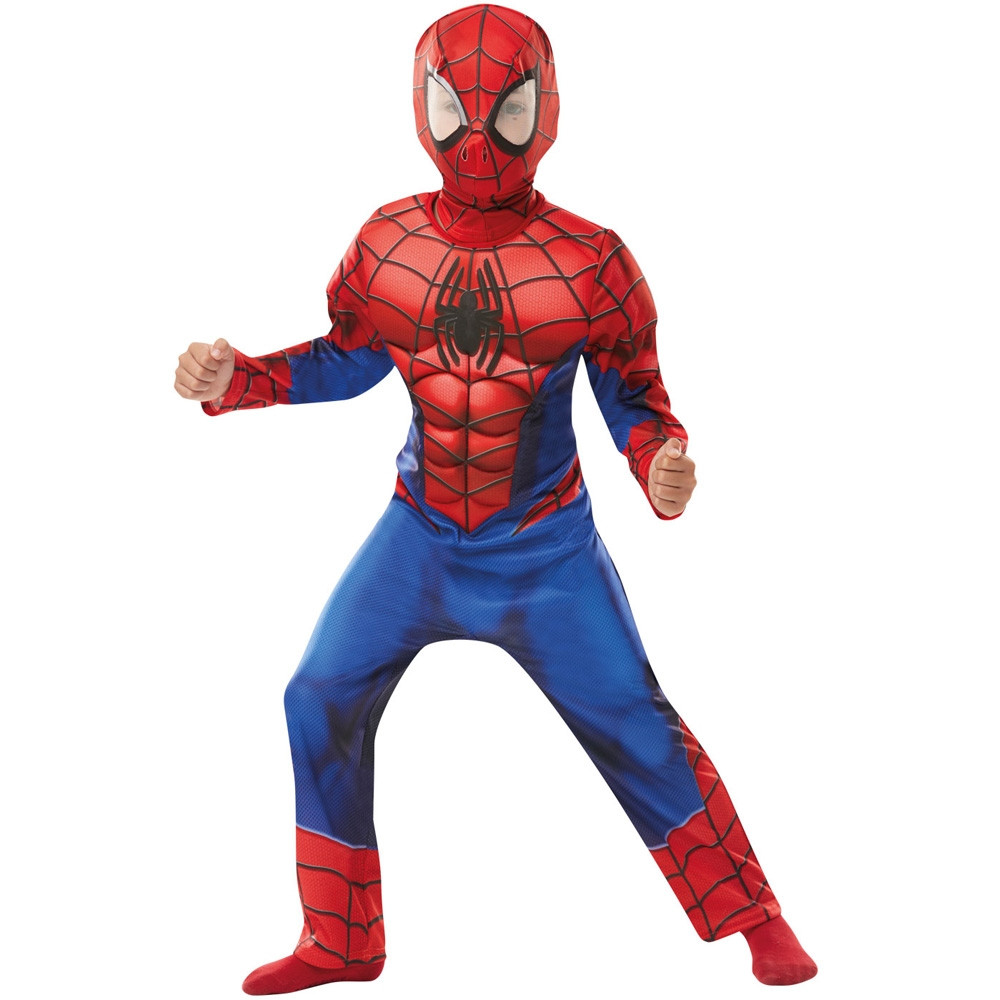 BOYS/SUPER HEROS/ DELUXE SPIDERMAN