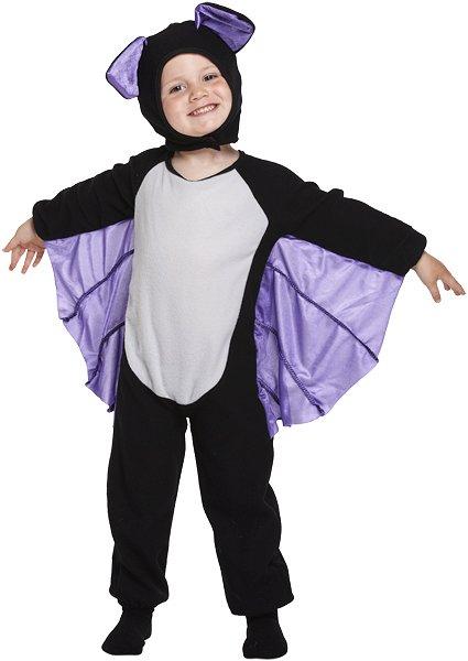 BOYS/HALLOWEEN/ Bat Suit Fancy Dress Costume (Toddler / 3 Years)