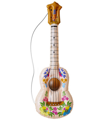 ACCESSORIES/INFLATABLES/HULA GUITAR
