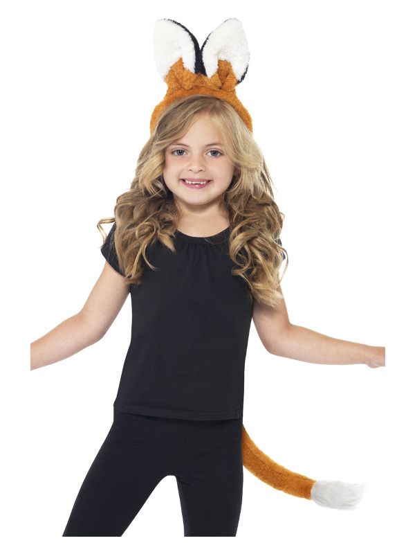 ACCESSORIES/CHARACTER KITS/Fox Kit, Brown