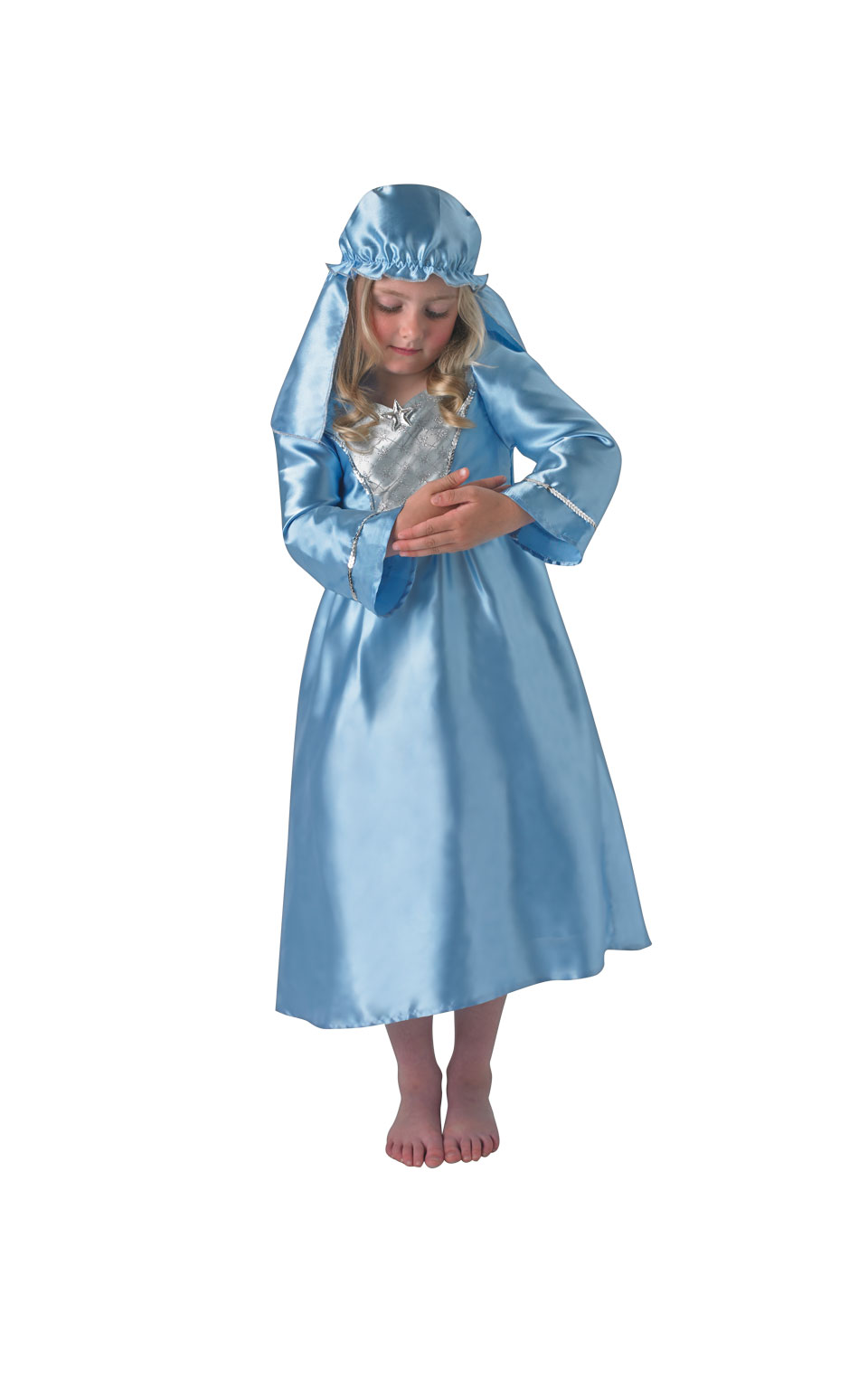 GIRLS/CHRISTMAS/MARY COSTUME