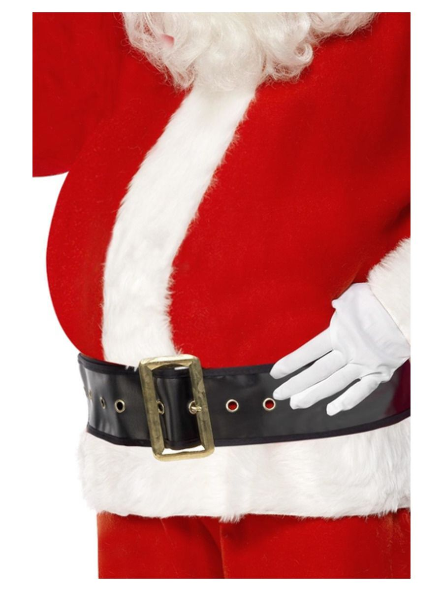 ACCESSORIES/INFLATABLES/Santa Big Belly Inflatable, Beige