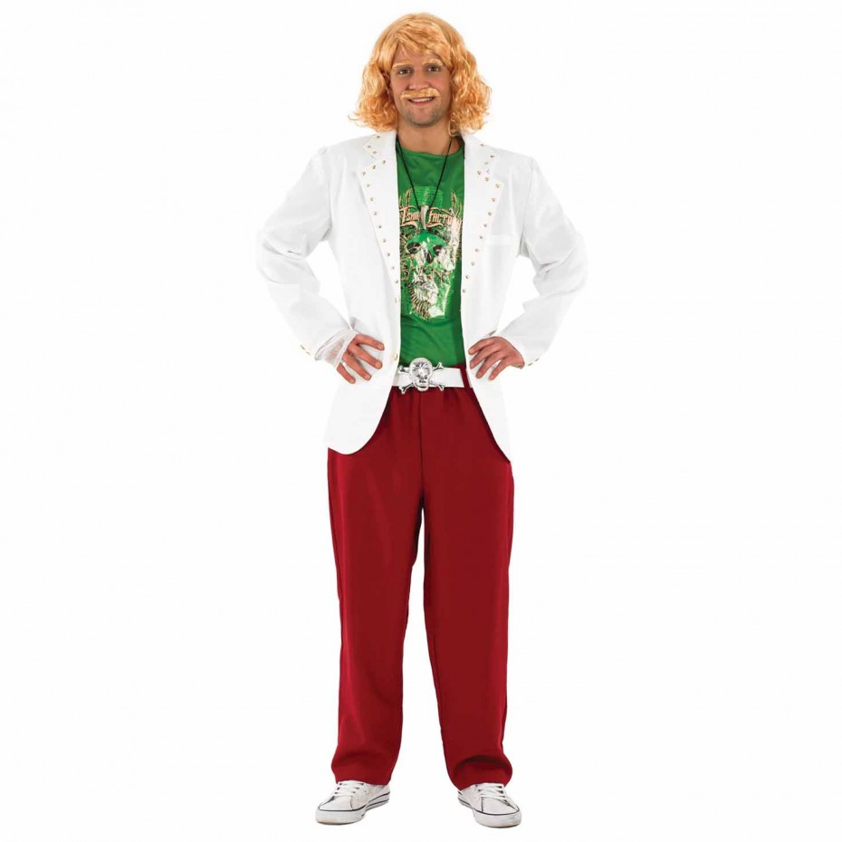MENS/COMEDY/MENS GAME SHOW HOST COSTUME