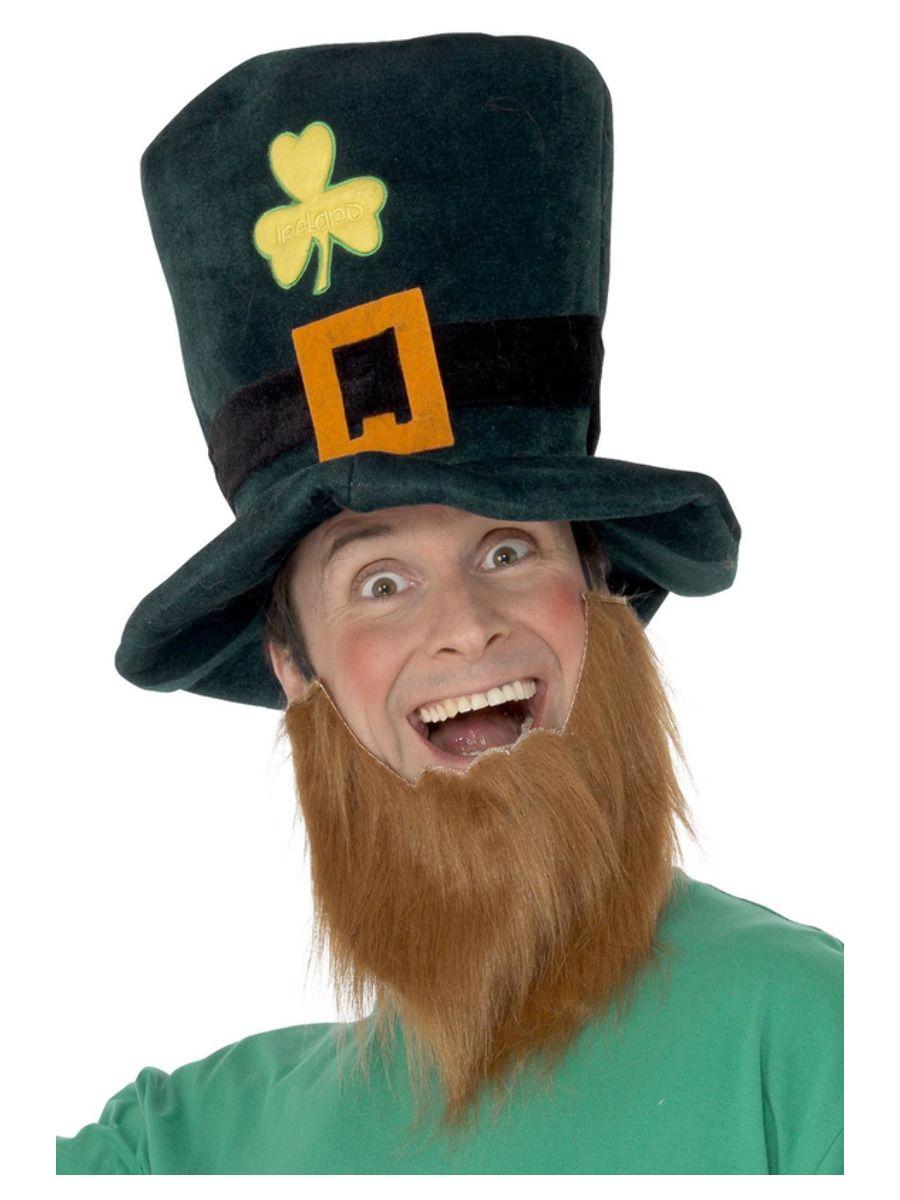 ACCESSORIES/HATS & HEADBANDS/Leprechaun Hat, Green