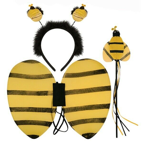 ACCESSORIES/CHARACTER KITS/bumblebee set