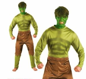 MENS/TV & FILM/HULK COSTUME