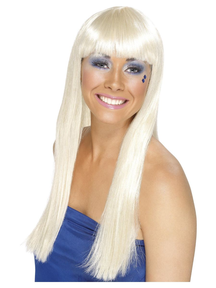 WIG/POPSTARS/DANCING QUEEN BLONDE