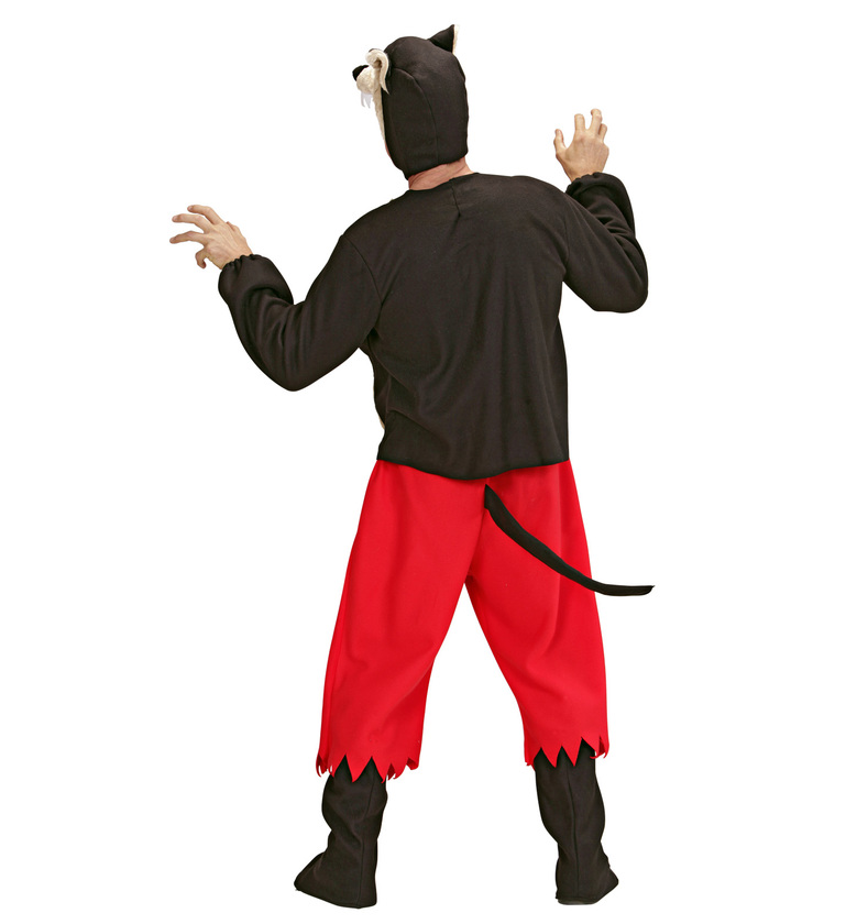 MENS/ANIMALS/ BIG BAD WOLF COSTUME