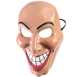 ACCESSORIES/HALLOWEEN/MASK/Evil Grin MASK