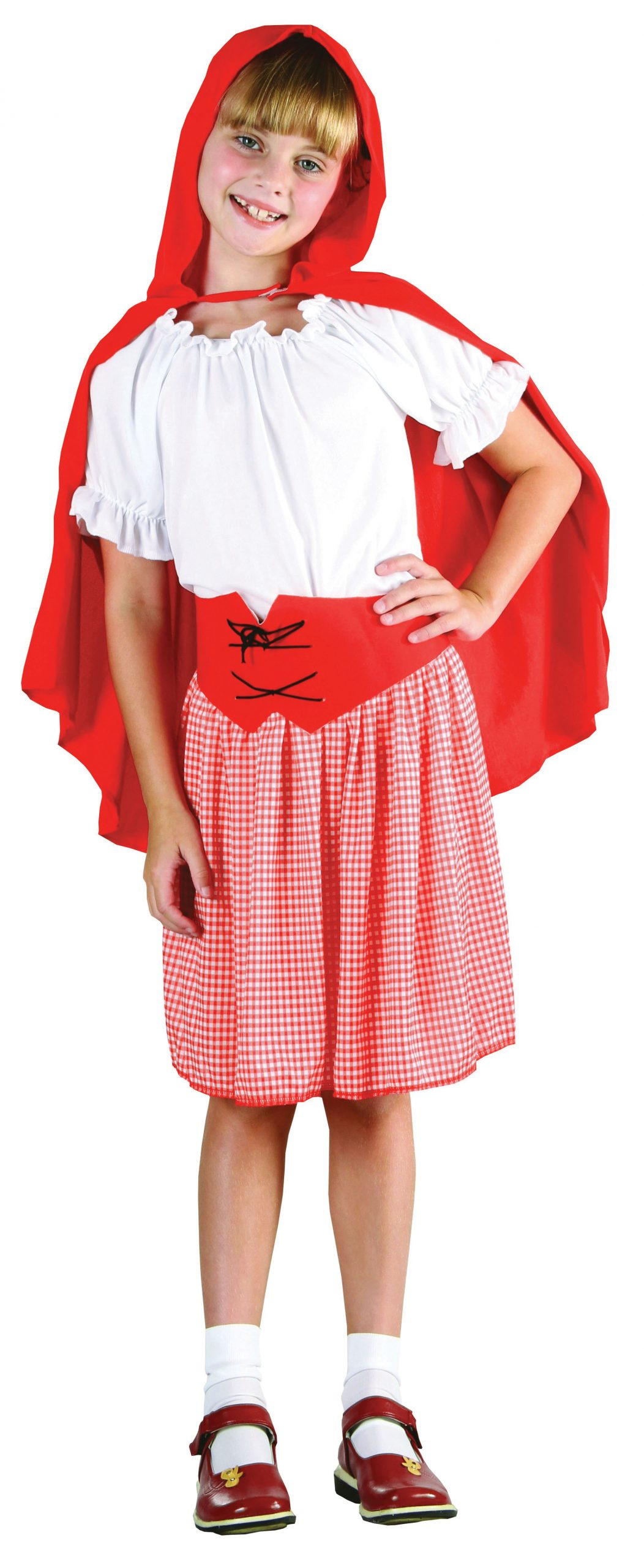 GIRLS/TV & FILM/Red Riding Hood - Kids