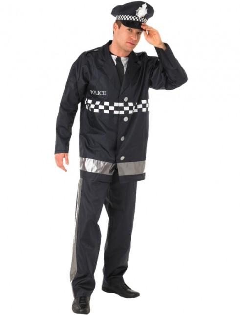 MENS/UNIFORMS/ POLICEMAN