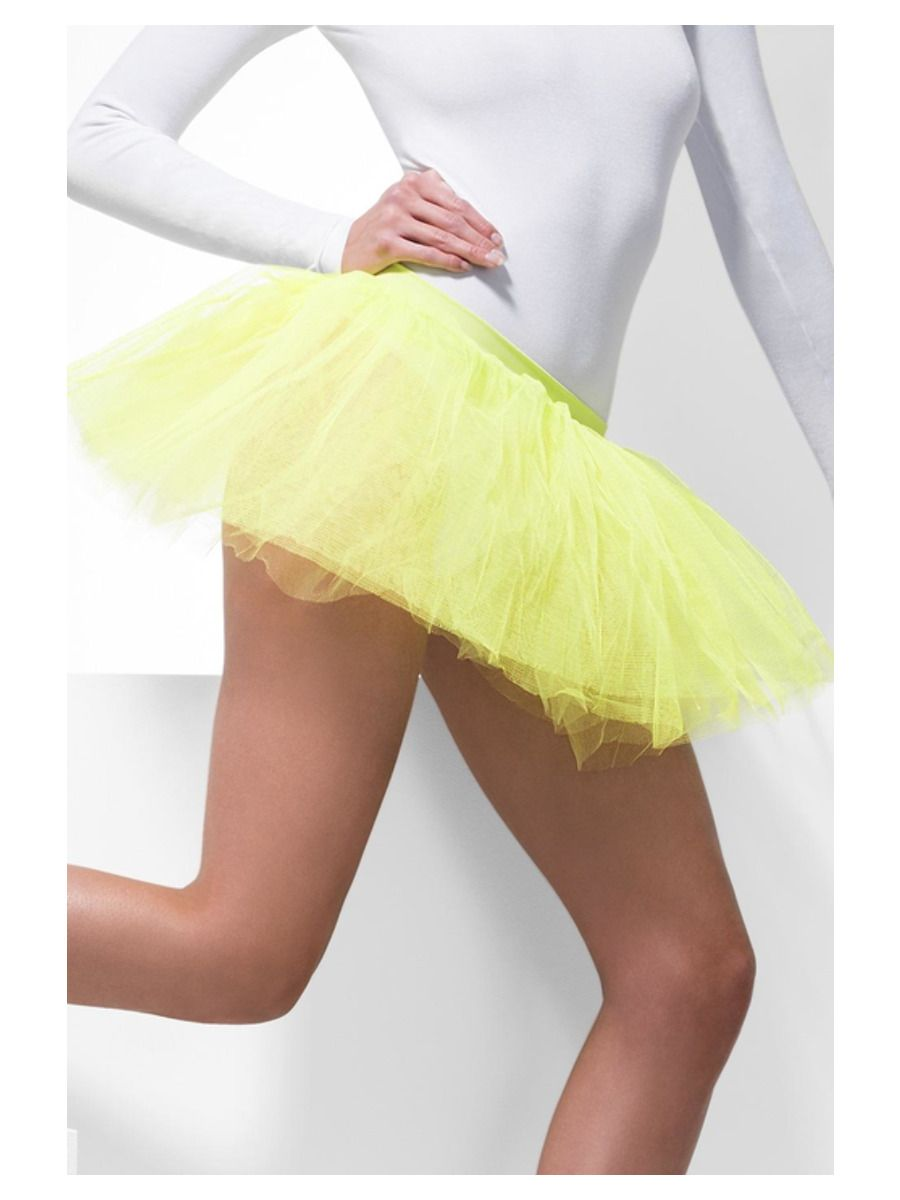 WOMAN/TUTU'S/ Tutu Underskirt, Neon Yellow