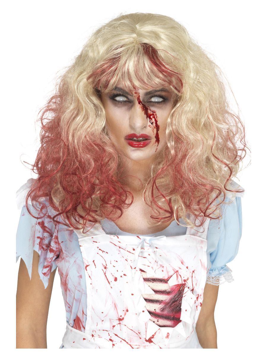 WIG/HALLOWEEN/Zombie Bloody Alice Wig