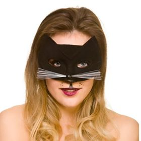 ACCESSORIRES/EYE MASK & MASQUERADE/CAT MASK