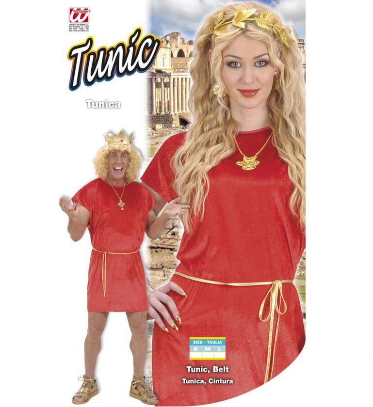 WOMAN/HISTORY/ TUNIC
