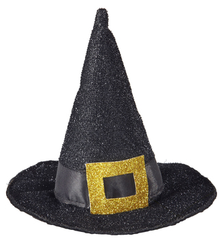 ACCESSORIES/HATS & HEADBANDS/MINI WITCH HAT
