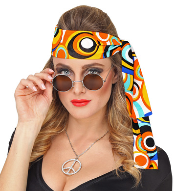 ACCESSORIES/HATS & HEADBANDS/THE 70S GROOVY STYLE HEADBANDS