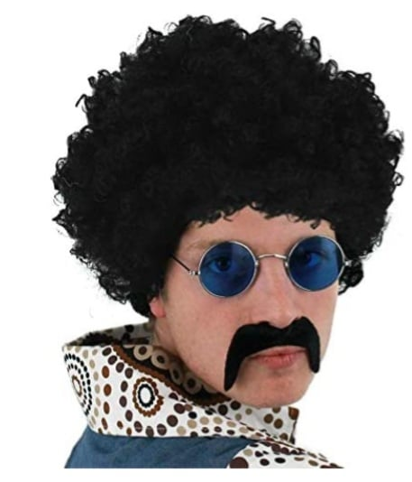 ACCESSORIES/BEARDS & MOUSTACHES/70S, PIRATE,MEXICAN STICK ON
