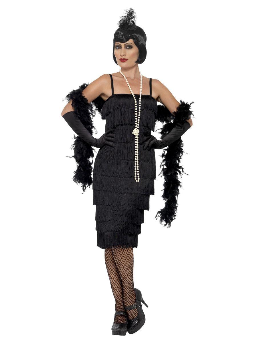 WOMANS/DECADES/1920S/FLAPPER DRESS