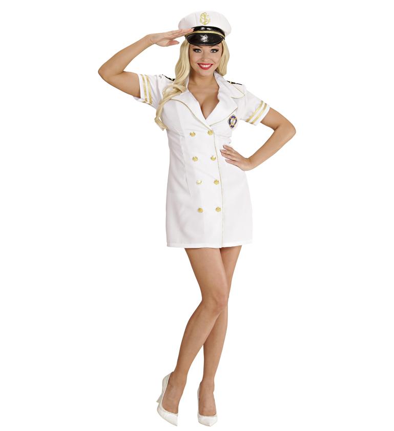 WOMAN/UNIFORMS/CAPTAIN LADY (dress hat)