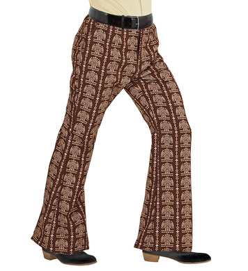MENS/DECADES/1970S/GROOVY STYLE FLARES