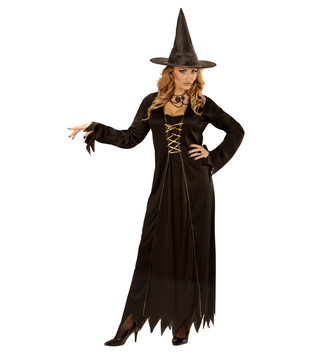 WOMAN/HALLOWEEN&HORROR/WITCH