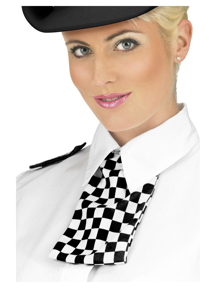 ACCESSORIES/CHARACTER KITS/Policewoman's Set, Black & White
