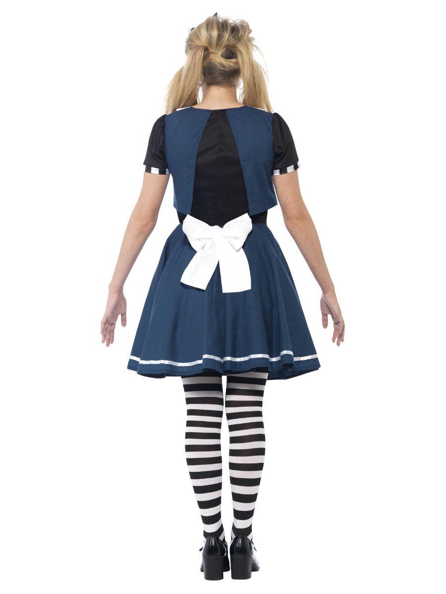 WOMAN/TV & FILM/Dark Day Dreamer Costume, Blue