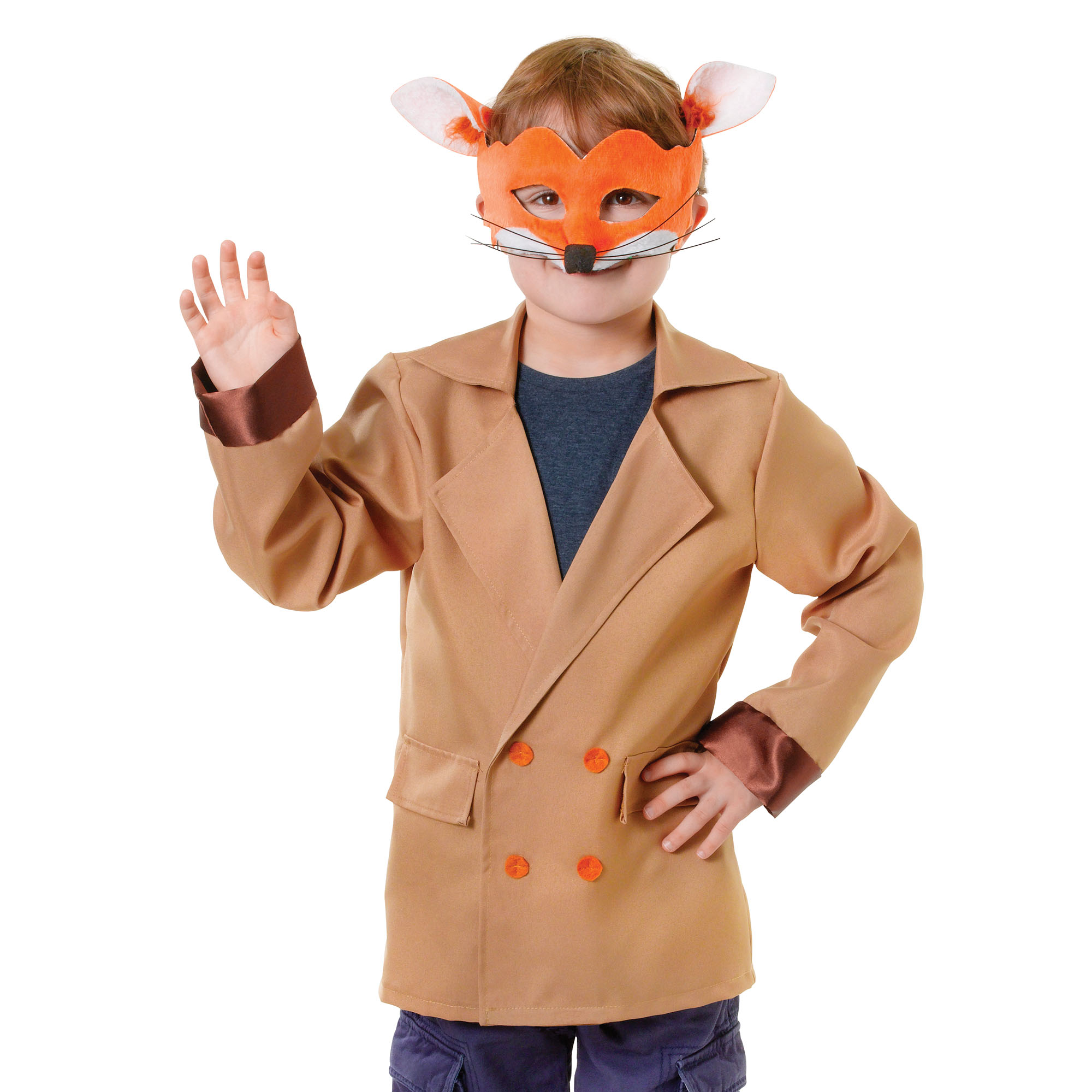 BOYS/TV & FILM/Mr Fox Jacket