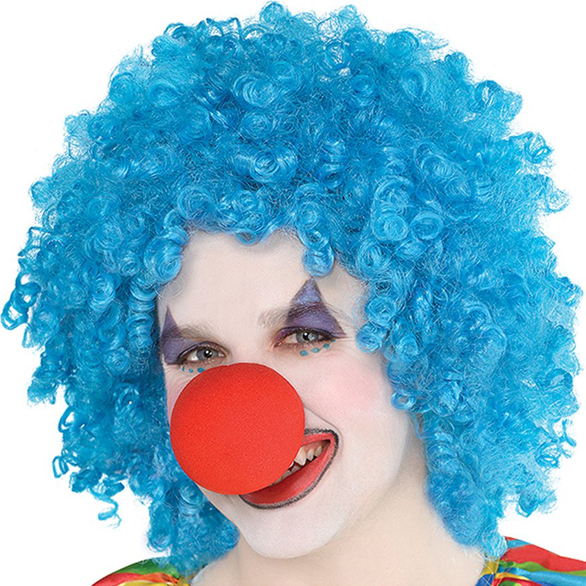 ACCESSORIES/PROPS/JUMBO CLOWN RED NOSE