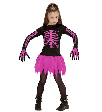 GIRLS/HALLOWEEN&HORROR/BALLERINA SKELETON