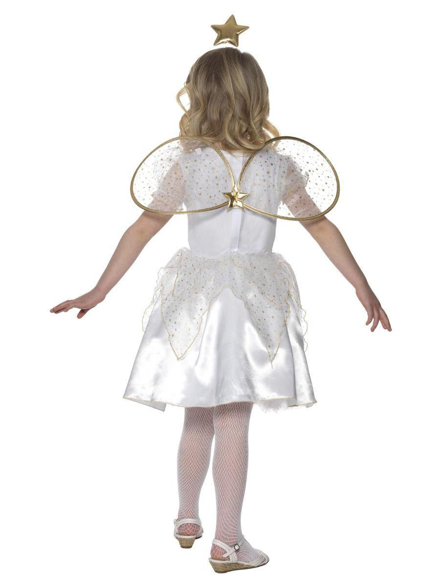GIRLS/CHRISTMAS/Star Fairy Costume, White