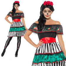WOMAN/HALLOWEEN&HORROR/DAY OF THE DEAD SENORITA